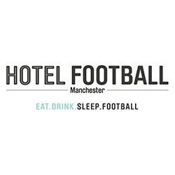 Hotel Football Logo